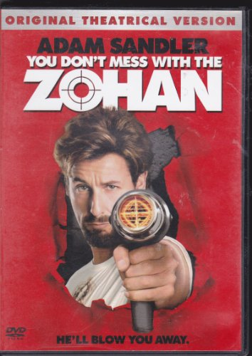 You Don't Mess With the Zohan [USA] [DVD]