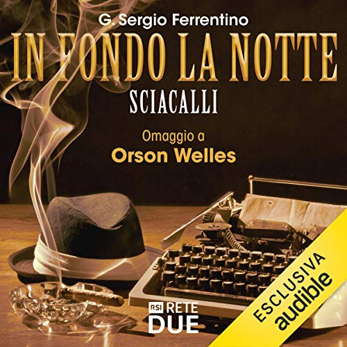 Sciacalli cover art