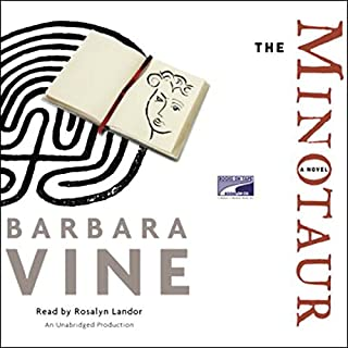 The Minotaur audiobook cover art
