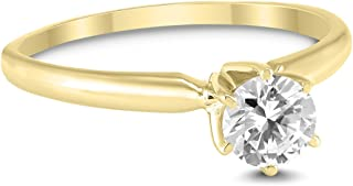 Best 1.5 carat circle diamond ring Reviews