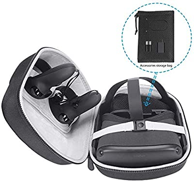 Oriolus Hard Case for Oculus Quest All-in-one VR Gaming Headset from Oriolus