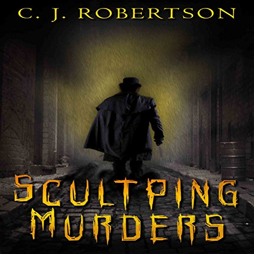 Sculpting Murders audiobook cover art