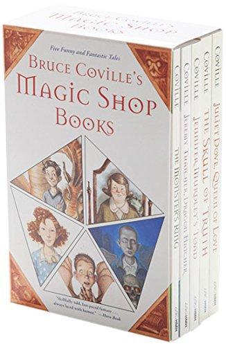 Bruce Coville\'s Magic Shop Books [BOXED SET]