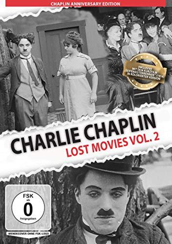 Charlie Chaplin - Lost Movies Vol. 2 / Verlorene Filme Vol. 2
