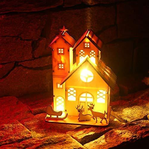OH-light OUHUI Luz De Noche para Niños, Lámpara De Noche, Ventana De...