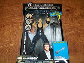 WWE Wrestling DELUXE Aggression Series 9 Action Figure Mr. Vince McMahon