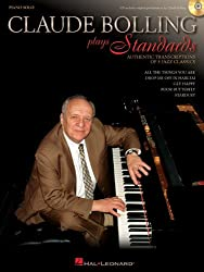 Claude Bolling Plays Standards: Authentic Transcriptions of 5 Jazz Classics
