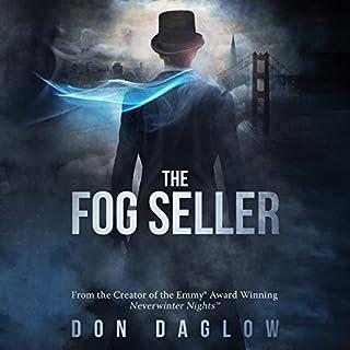 The Fog Seller audiobook cover art