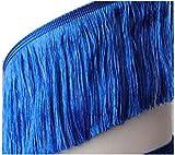 Fransen geschnitten 6cm Länge 10m Rolle (0,80 Eur/m) Farbe