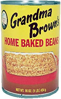 Grandma Brown's Home Baked Beans 16oz – 12 Unit Pack