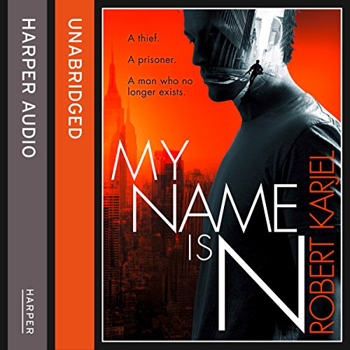 My Name is N audiobook cover art