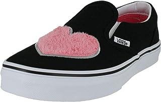 Vans Kids Girl's Classic Slip-On (Little Kid/Big Kid)