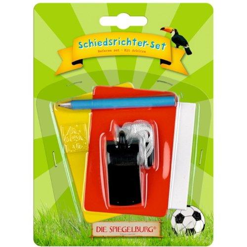 Spiegelburg 11067 Schiedsrichter-Set Bunte Geschenke