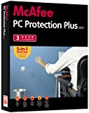 McAfee PC Protection Plus 2007 - 3 Users