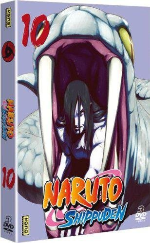 Naruto Shippuden Box Set 10 [Reino Unido] [DVD]: Amazon.es ...