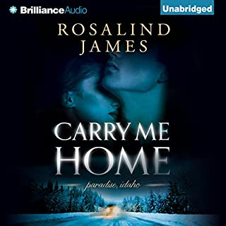 Carry Me Home audiobook cover art