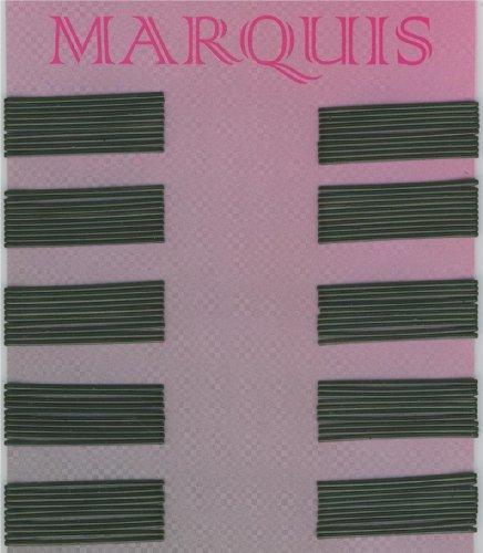 Efalock Marquis 4 cm Brown Lot de 100 Cheveux Pince Marquis 4 cm Brown Lot de 100 Thermatt Extensions de cheveux
