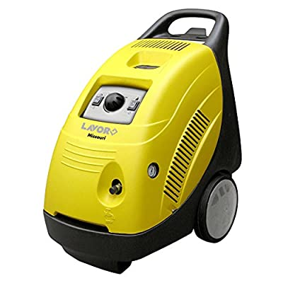 Lavor Missouri Hot Water Pressure Washer, steam Cleaner jetwash, up to 90C by Lavor