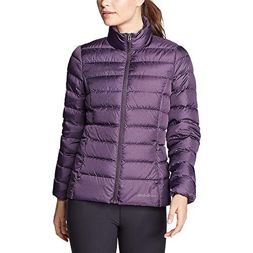 Price comparison product image Eddie Bauer Women's CirrusLite Down Jacket,  Dk Plum Regular M