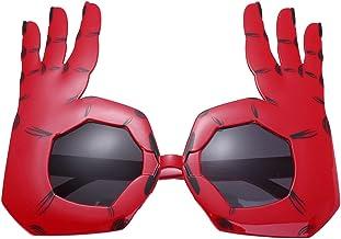 Generic 1Pc Grappige Ok Gebaar Zonnebril Nieuwigheid Grappige Brillen Voor Halloween Masquerade Partij Props ()