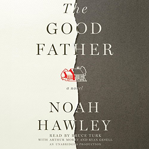 The Good Father audiobook cover art