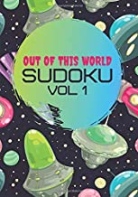 Out of This World Sudoku!: 7x10 in Large Print Beginner Logic & Deduction Puzzles 100 Puzzles Special Font for Dyslexic Puzzlers