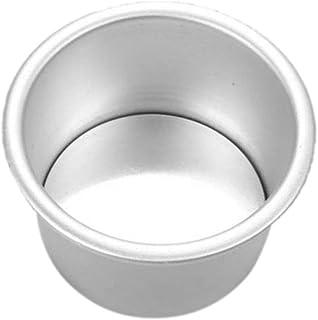 Yangge Yujum Herramienta para Hornear Pan de aleación de Aluminio Redondo de la Torta de Gasa