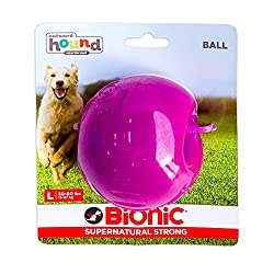 Easter Toys For Dogs - Bionic Ball Dog Toy.