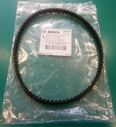 Spare parts Bosch Courroie dentée authentique pour tondeuse à gazon Bosch Rotak