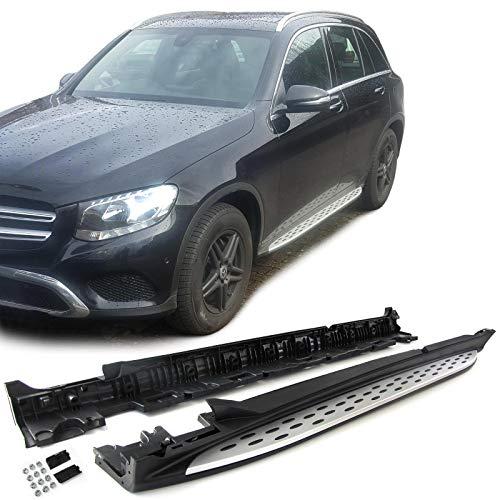 Carparts-Online GmbH 29770 Alu Trittbretter Flankenschutz OE Style mit ABE !!