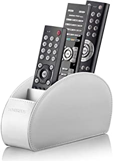 Sonorous Luxury Remote Control Holder - White