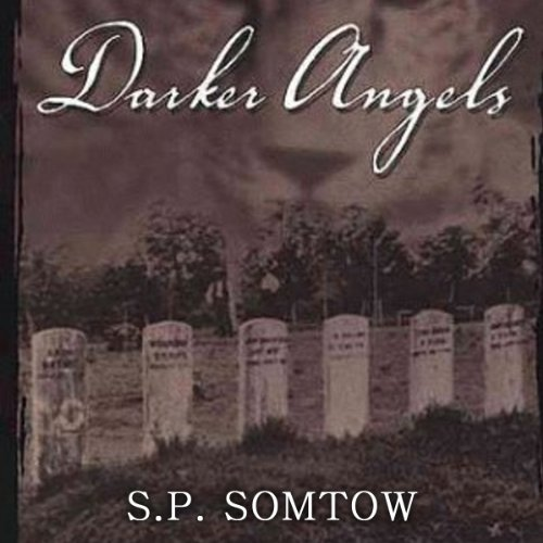 Darker Angels audiobook cover art
