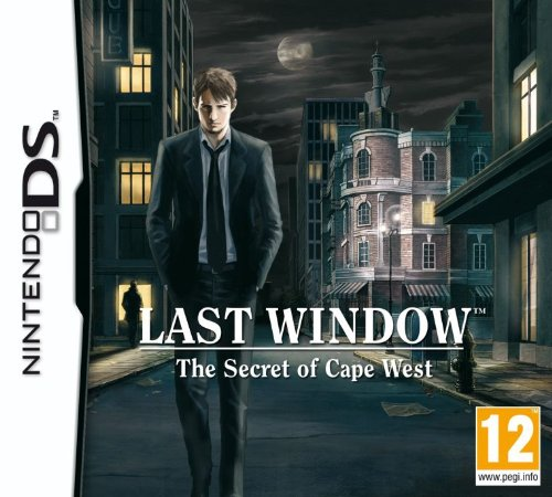 Last Window: The Secret of Cape West [UK Import]