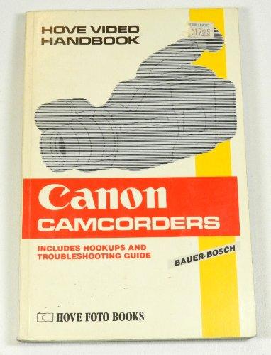 Canon Camcorder (Video Handbook S.)