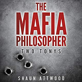 The Mafia Philosopher: Two Tonys audiobook cover art