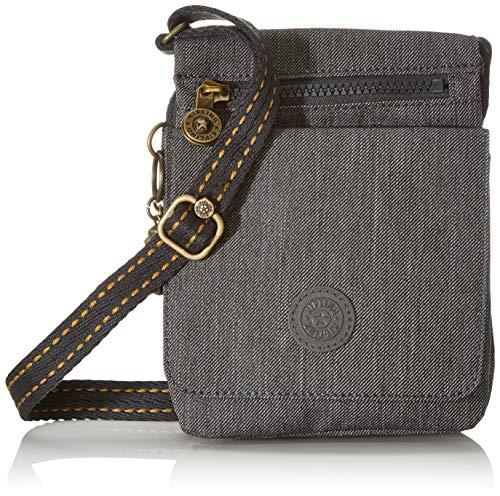 Kipling New Eldorado Luggage, 1.0 liters, Black Indigo