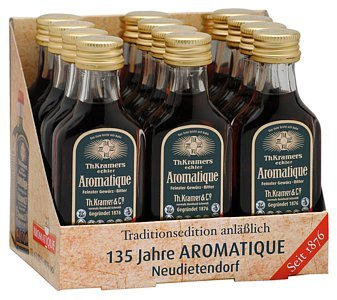Aromatique, 40% vol. 12 x 0,02 L
