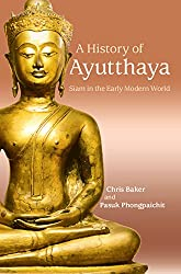 A History of Ayutthaya book cover