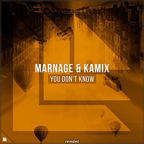 Marnage, Kamix & Revealed Recordings