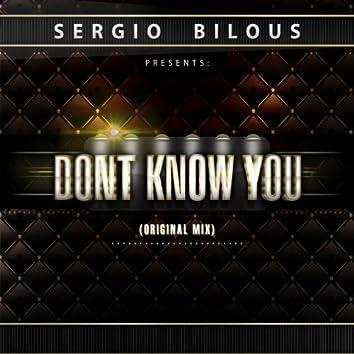 Don't Know U (Original Mix)