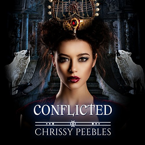 Conflicted audiobook cover art
