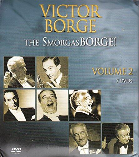 VICTOR BORGE The SmorgasBORGE Volume 2 7 DVD's
