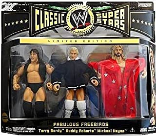 Classic WWE Superstars Fabulous Freebirds set