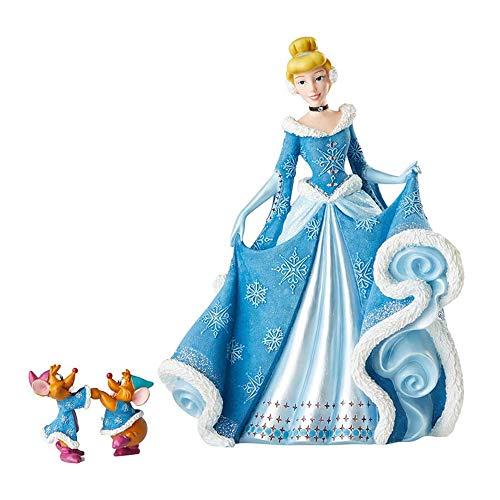 Disney Traditions, Figura de la Cenicienta, Jack y Gusgus, para coleccionar, Enesco