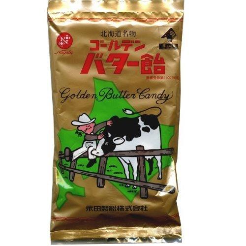 永田製飴『ゴールデンバター飴』