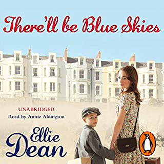 There'll Be Blue Skies audiobook cover art