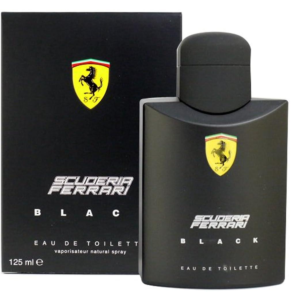 解放ラウンジ話フェラーリ FERRARI フェラーリ ブラック EDT SP 125ml