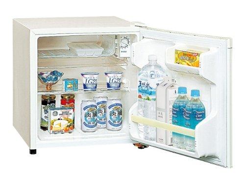Panasonic 1ドア冷蔵庫 45L 直冷式 オフホワイト NR-A50W-W