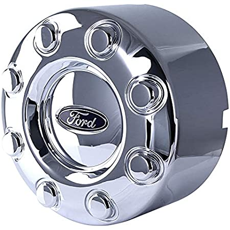 NEW OEM FORD CENTER CAP 8 LUG COMPATIBLE WITH FORD F450 SUPER DUTY DRW 02-18 HC3C-1A096-AD