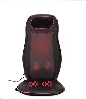 XuQinQin Coche 12v y Amortiguador del Masaje del masajeador del hogar Trasero cojín del Amortiguador Cervical del Masaje Lumbar Cervical Multi-función Sillon de masage